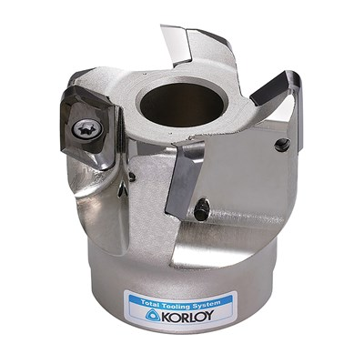KORLOY PAXCA5400HR-A-EXP PRO-X MILL KIT