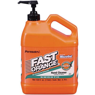 FAST ORANGE SMOOTH 1 GAL. CANADA ONLY