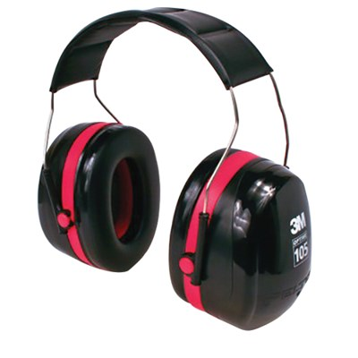 3M PELTOR H10A OVER-THE-HEAD EAR MUFFS