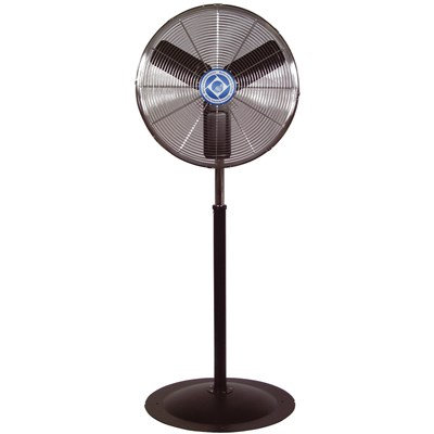 MARLEY 24IN.NON OSCILLATING PEDESTAL FAN
