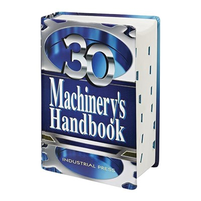 MACHINERY HANDBOOK TOOLBOX 30TH EDT