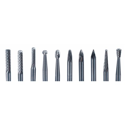 SET NO. 3 MA FORD CARBIDE BURS