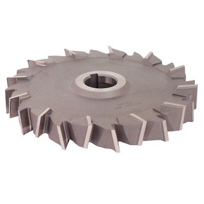 3X1/4X1 STAGGERED SIDE MILLING CUTTER