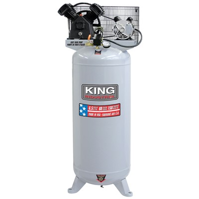 60 GAL 5.5HP KING AIR COMPRESSOR