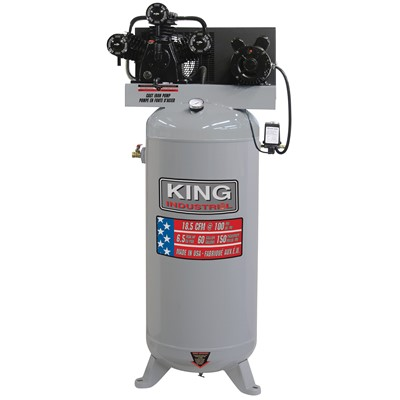 60 GAL HI-OUTPUT KING COMPRESSOR