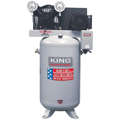80 GAL HIGH-OUTPUT KING COMPRESSOR