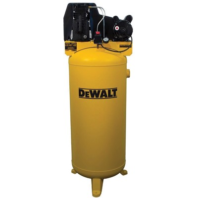 DEWALT 60GAL CI VERTICAL AIR COMPRESSOR
